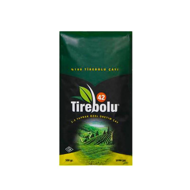 42 Tirebolu Siyah Çay 500 gr ürünü