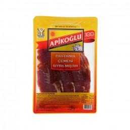 Apikoğlu Çemensiz Pastırma 130 gr