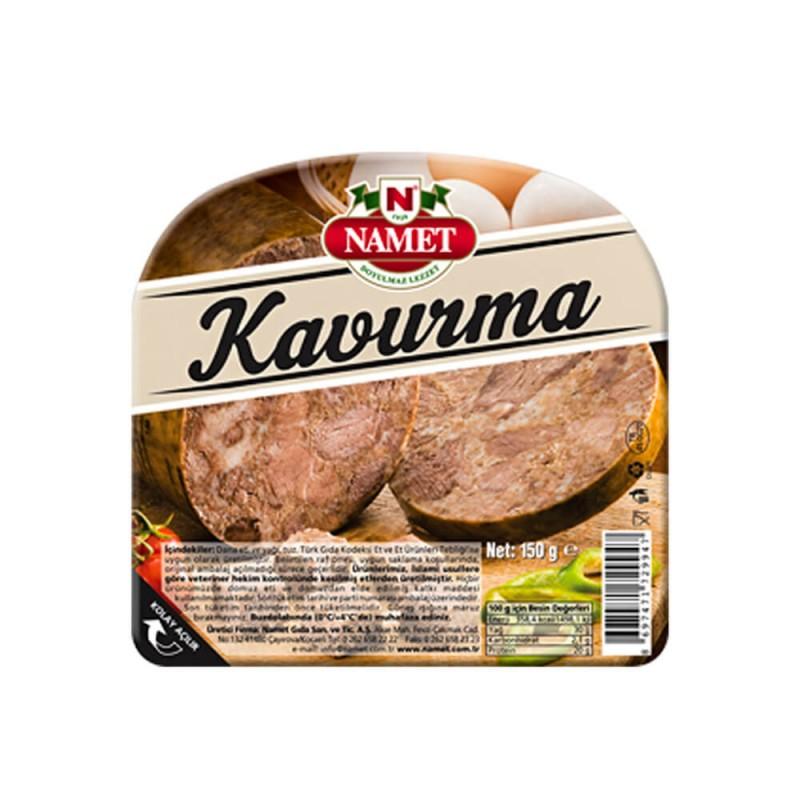 Namet Dana Kavurma 150 gr ürünü