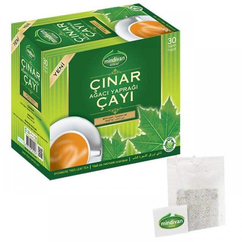 Mindivan Çınar Ağacı Çayı 30'lu ürünü