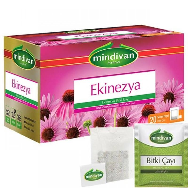 Mindivan Ekinezya Çayı 20'li ürünü
