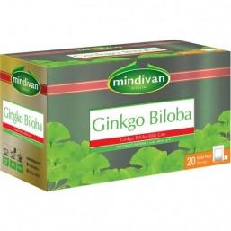 Mindivan Ginkgo Biloba Çayı 20'li