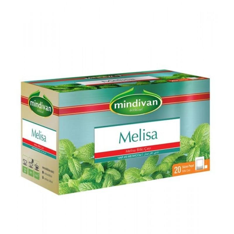 Mindivan Melisa Çayı 20'li ürünü