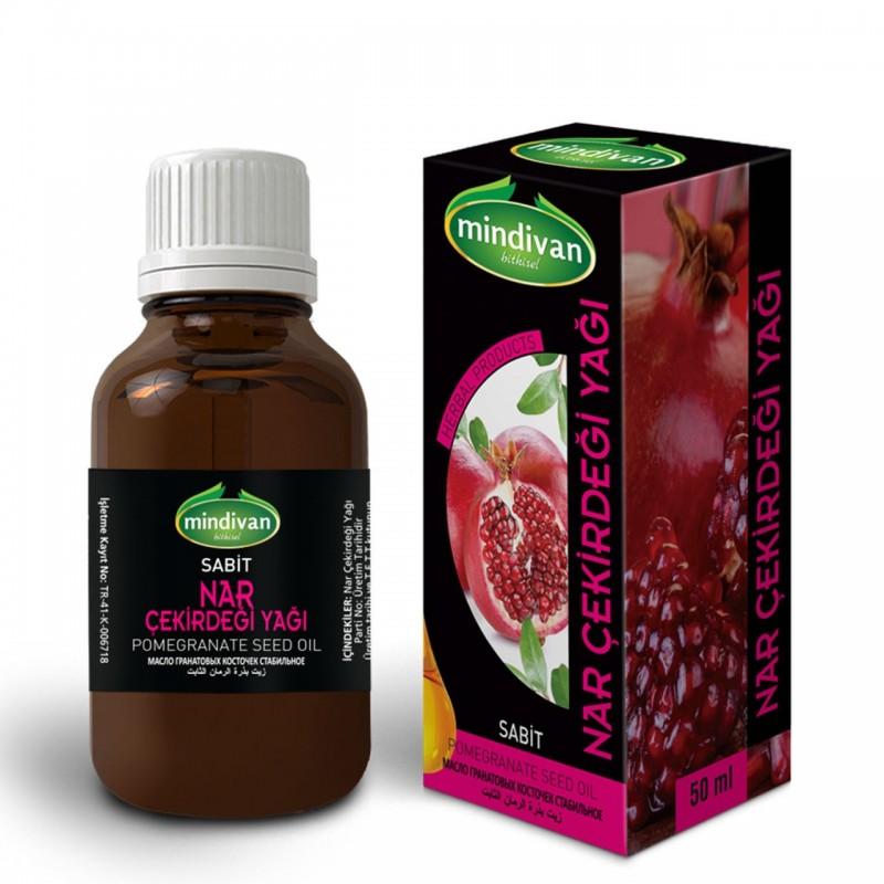 Mindivan Nar Çekirdeği Yağı 50 ml ürünü