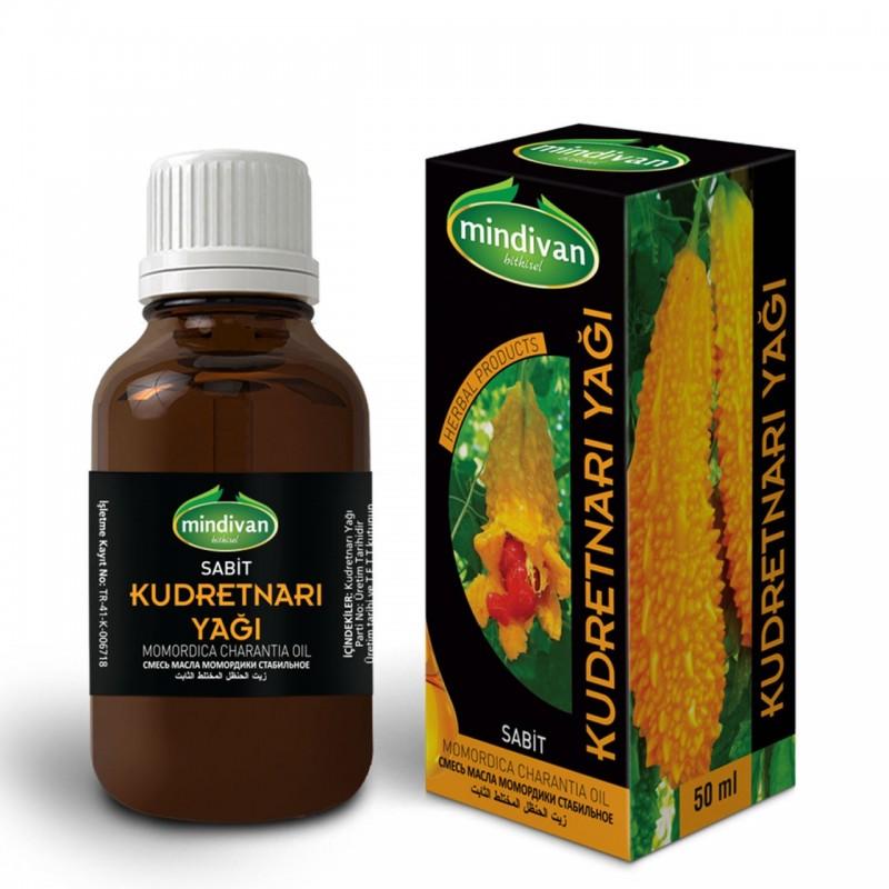Mindivan Kudret Narı Yağ Karışımı 50 ml ürünü