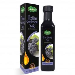 Mindivan Üzüm Çekirdeği Yağı 250 ml