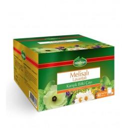 Mindivan Melisalı Lavantalı Karışık Bitki Çayı 40'lı