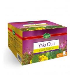 Mindivan Yakı Otlu Karışık Bitki Çayı 40'lı