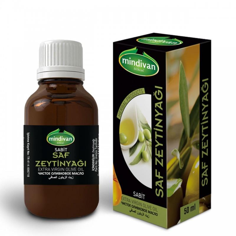 Mindivan Saf Zeytin Yağı 50 ml ürünü