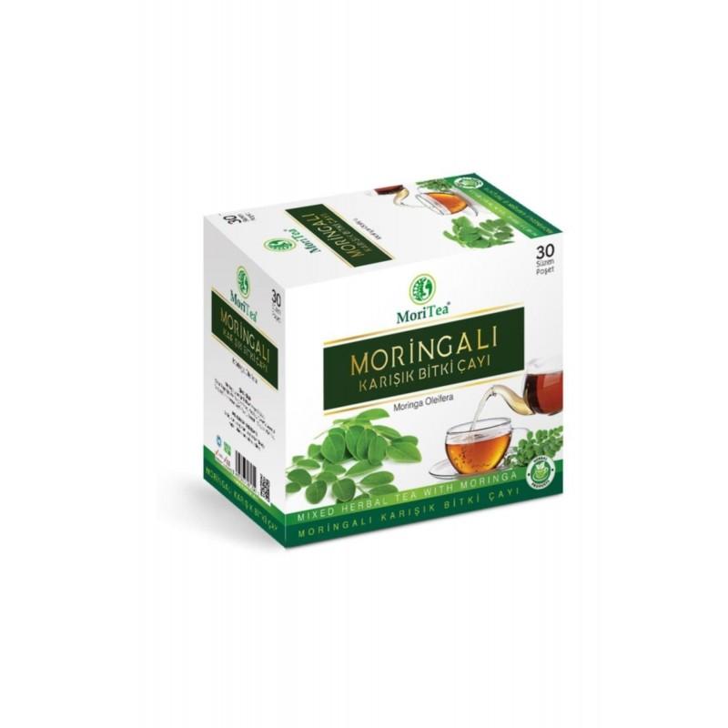 Moritea Moringalı Karışık Çay 30'lu ürünü
