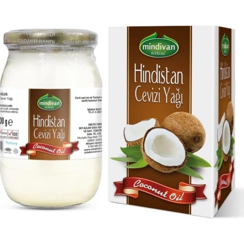 Mindivan Hindistan Cevizi Yağı 300 gr ürünü