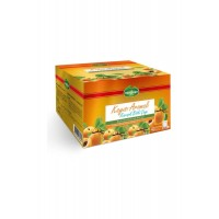 Mindivan Kayısı Aromalı Karışık Bitki Çayı 40'lı