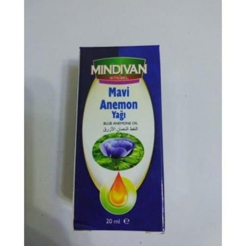 Mindivan Mavi Anemon Yağı 20 ml ürünü