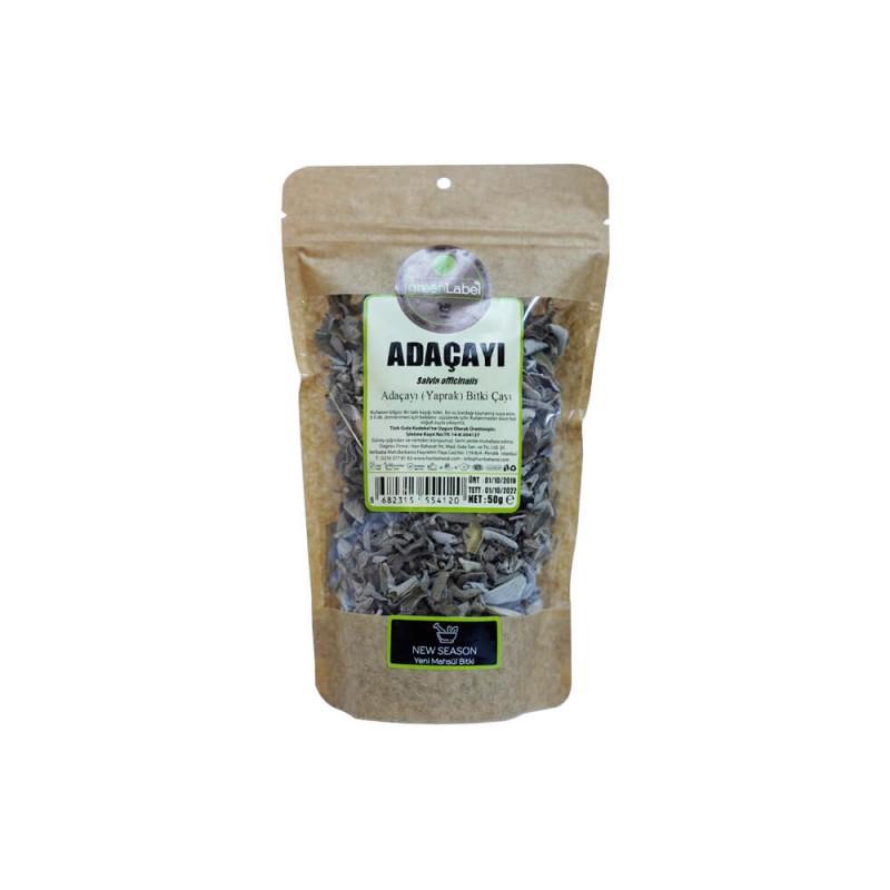 Green Label Adaçayı 50 gr ürünü