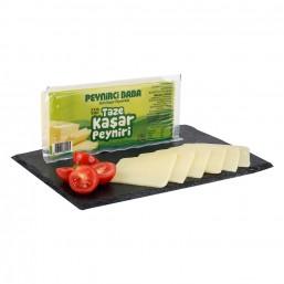 Peynirci Baba Tam Yağlı Taze Kaşar Peyniri 600 gr