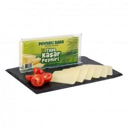 Peynirci Baba Tam Yağlı Taze Kaşar Peyniri 700 gr