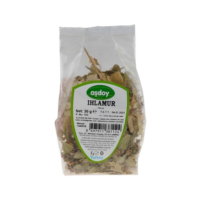 Aşdoy Ihlamur Çiçeği 30 gr ürünü