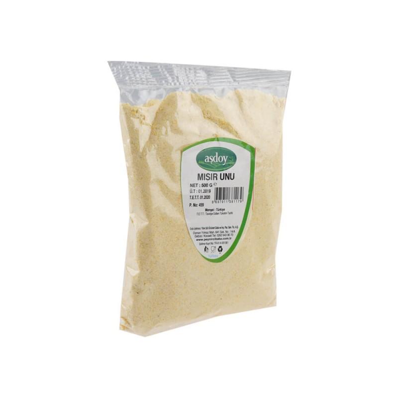 Aşdoy Mısır Unu 500 gr ürünü