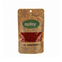 Aşdoy Kırmızı Pul Biber 60 gr