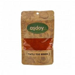 Aşdoy Tatlı Kırmızı Toz Biber 50 gr
