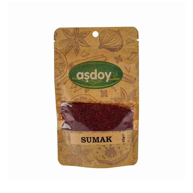 Aşdoy Sumak 45 gr ürünü