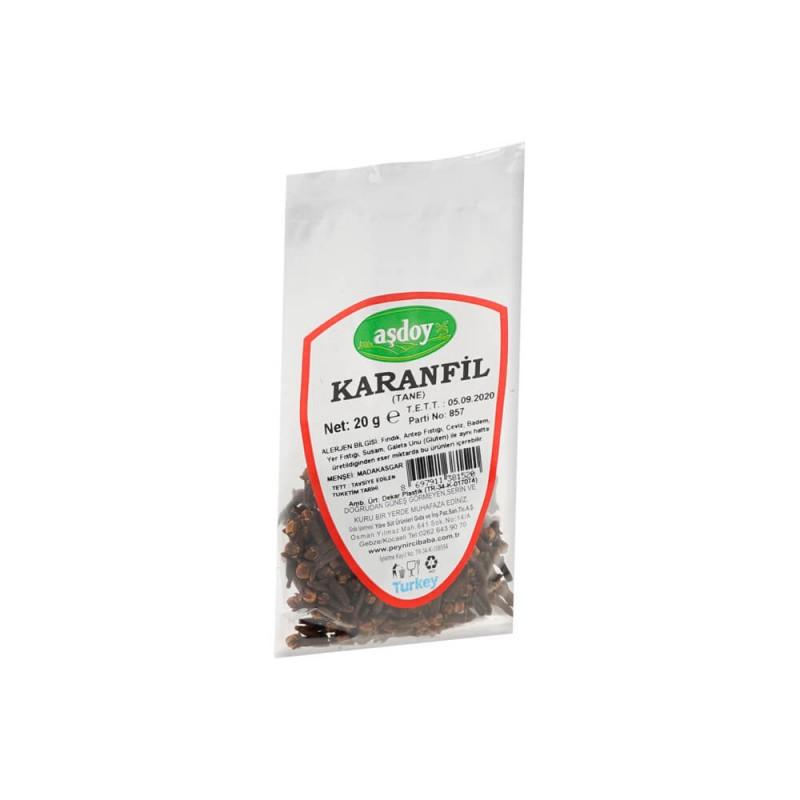 Aşdoy Karanfil 20 gr ürünü