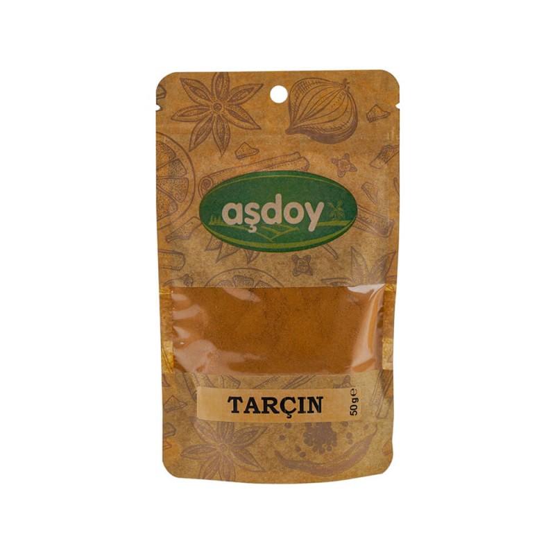 Aşdoy  Öğütülmüş Tarçın 50 gr ürünü