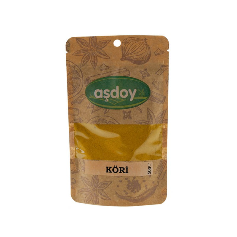 Aşdoy Köri Sosu 50 gr ürünü