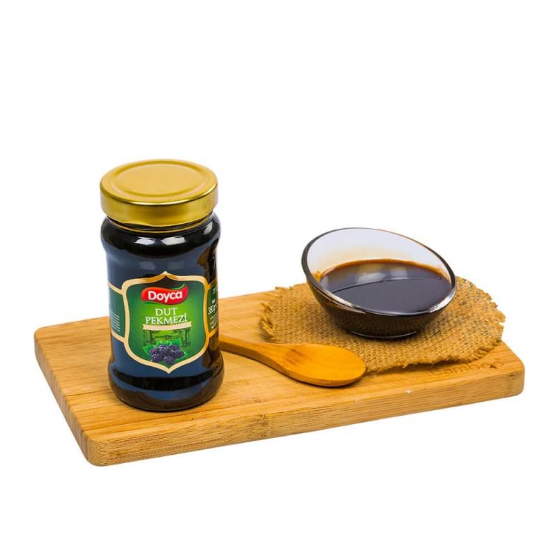 Doyca Dut Pekmezi 380 gr Cam ürünü