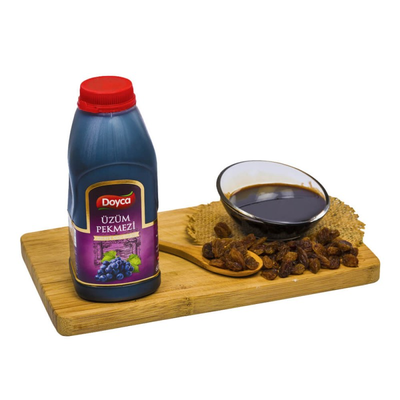 Doyca Üzüm Pekmezi 600 gr Pet ürünü