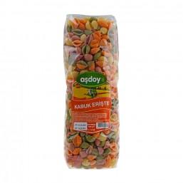 Aşdoy Sebzeli Kabuk Erişte 500 gr