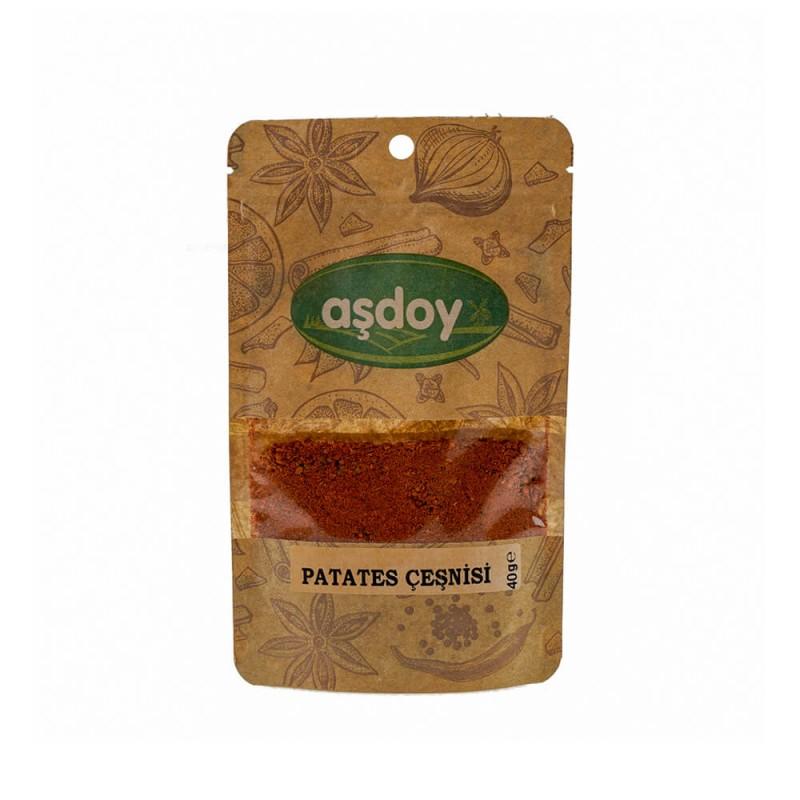 Aşdoy Patates Baharatı 40 gr ürünü