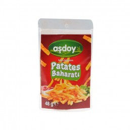 Aşdoy Patates Baharatı 48 gr