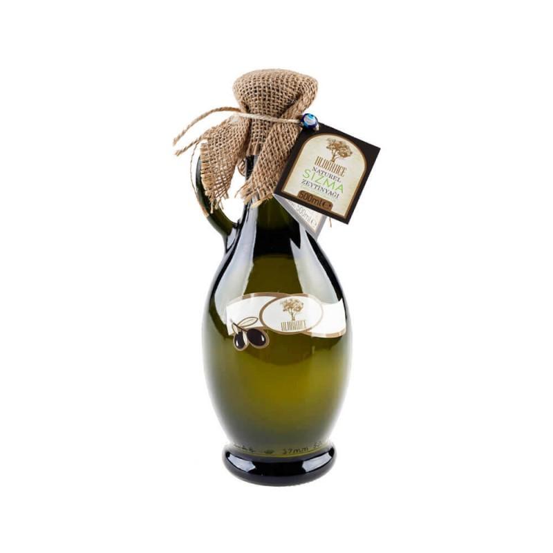 Ulubahçe Naturel Sızma Zeytinyağı 500 ml Kulplu Şişe ürünü