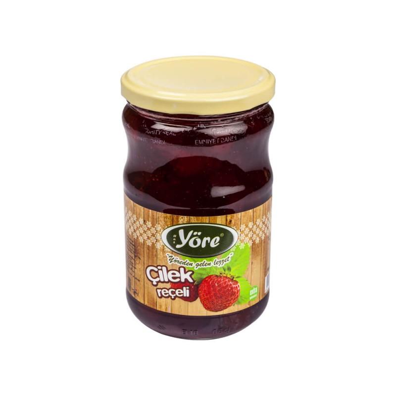 Yöre Çilek Reçeli 800 gr ürünü