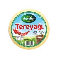 Yeşil Akçaabat Trabzon Tereyağı Tuzsuz 750 gr