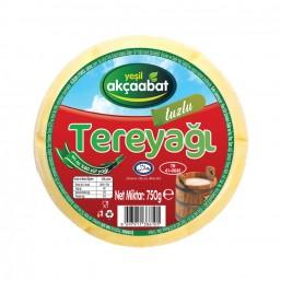 Yeşil Akçaabat Trabzon Tereyağı Tuzlu 750 gr