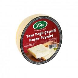Yöre Çeşnili Kaşar Peyniri 250 gr