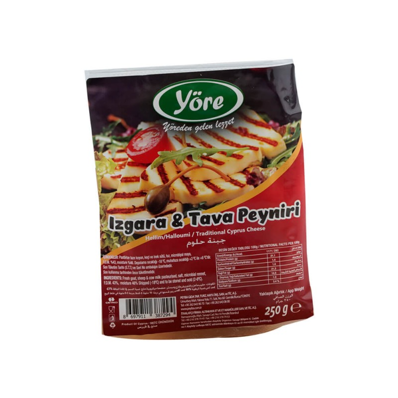 Yöre Izgara & Tava Peyniri 250 gr ürünü