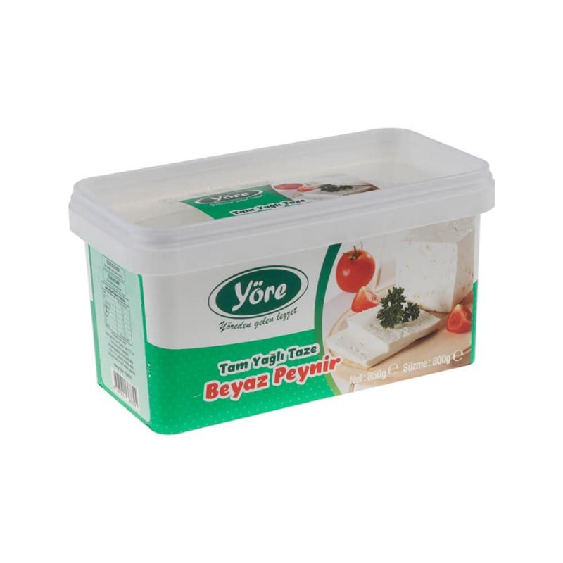 Yöre Tam Yağlı Beyaz Peynir 850 gr ürünü