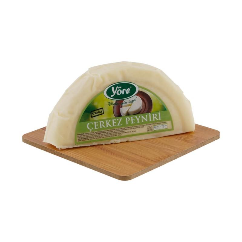 Yöre Tuzsuz Çerkez Peyniri 400 gr ürünü