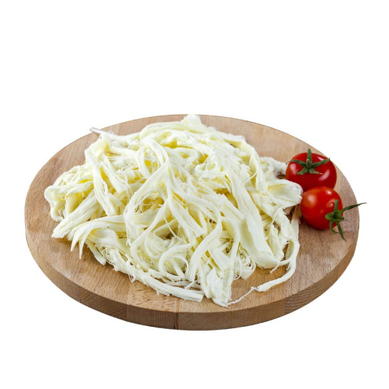 Yöre Tam Yağlı Örgü Çeçil Peyniri 250 gr ürünü