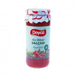 Doyca Acı Biber Salçası 500 gr