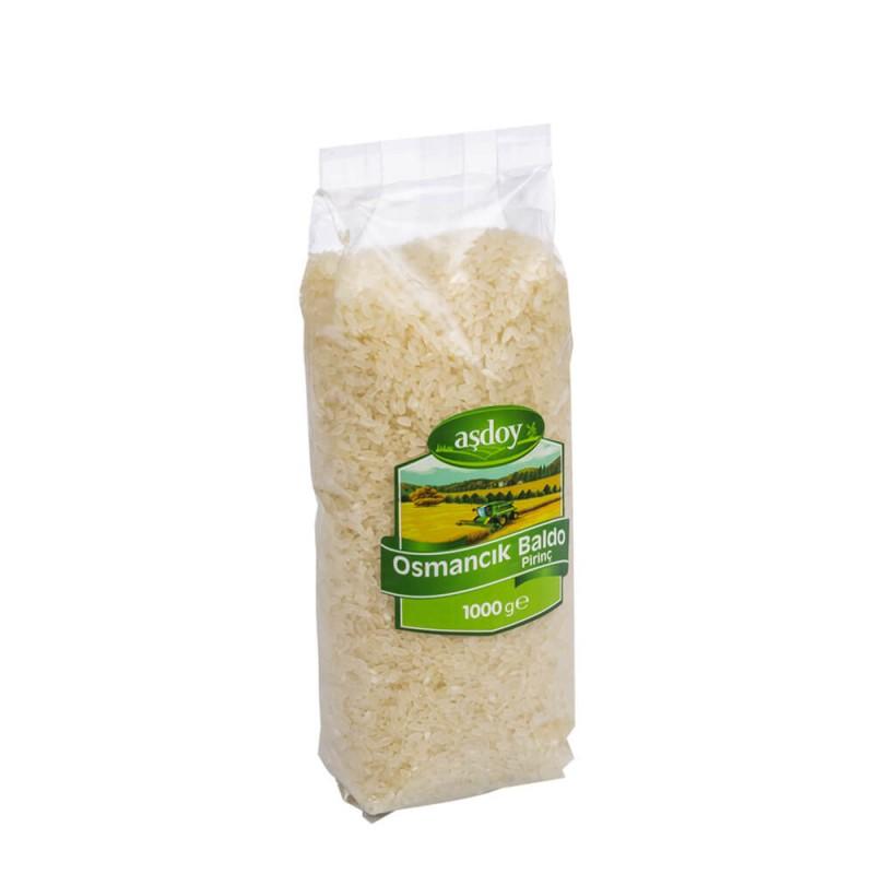 Aşdoy Osmancık Baldo Pirinç 1 kg ürünü