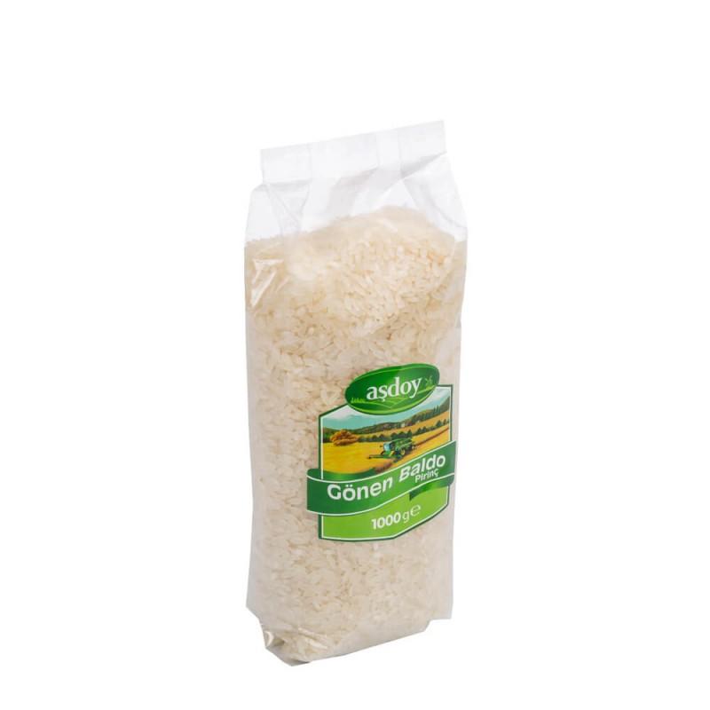 Aşdoy Gönen Baldo Pirinç 1 kg ürünü