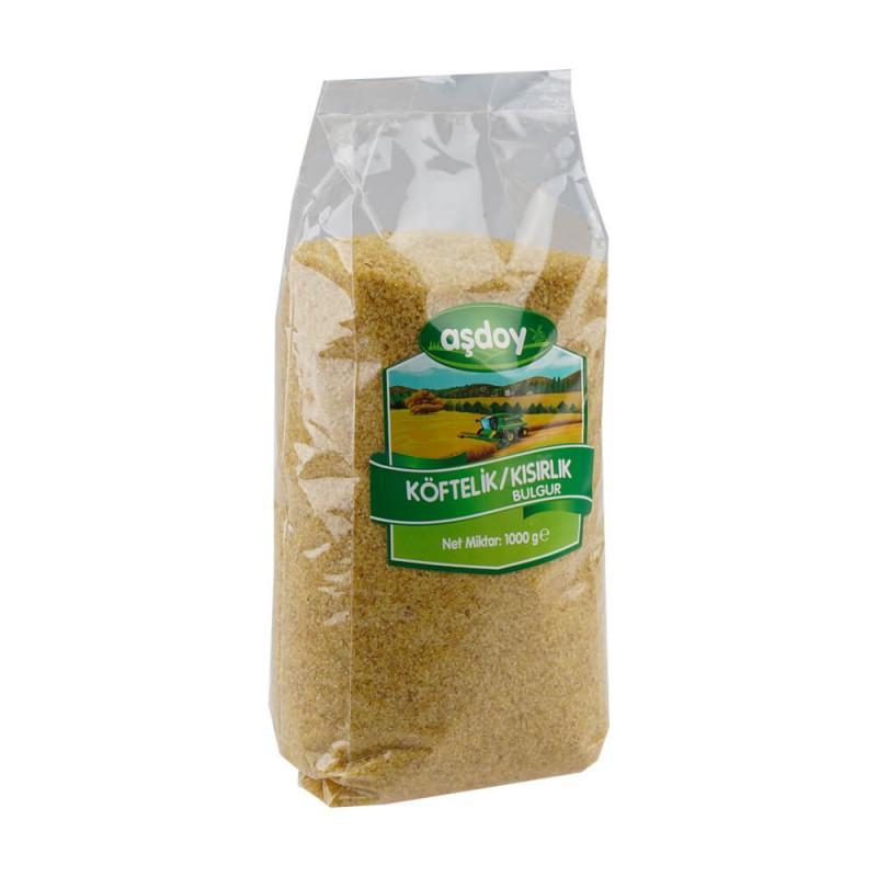 Aşdoy Köftelik-Kısırlık Bulgur 1000 gr ürünü