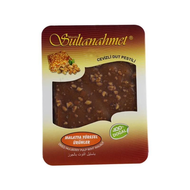 Sultanahmet Cevizli Dut Pestili 500 gr ürünü
