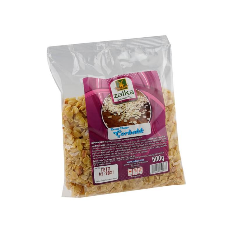 Zaika Çorbalık Kesme Hamur 500 gr ürünü