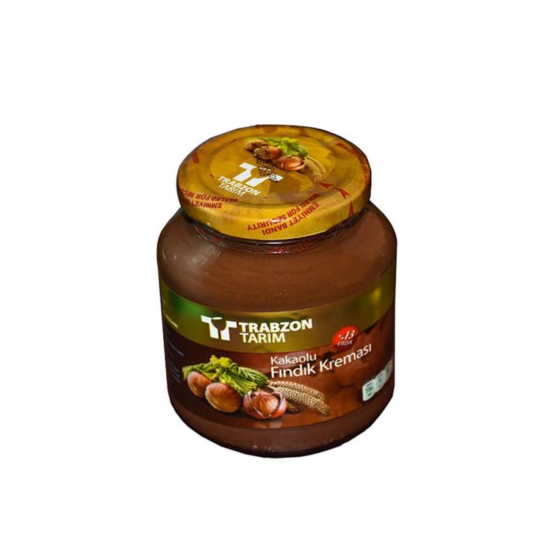 Trabzon Tarım Kakaolu Fındık Kreması 320 gr ürünü
