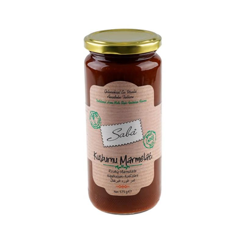 Saba Kuşburnu Marmelatı 575 gr ürünü